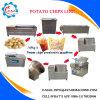 Low Investment Cassava Crisp Potato Chips Processing Line