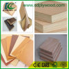 Decorative Material of Commercial Plywood with Thickness 2-18mm