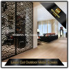 Decorative Stainless Steel Restaurant Room Divider Partition Metal Screen