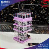 Purple Acrylic Lipstick Holder with Diamond