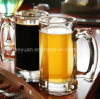 340ml with Handle Transparent Beer Cup New Glass Cup