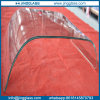 Building Construction Decorative Curved Laminated Glass Panels