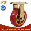 Heavy Duty Fix PU Caster Wheel