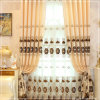 Royal Luxury Embroidery Blackout Window Curtain (09F0043)