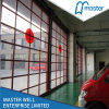 Canteen Commercial Overhead Lifting Glazed Glass Door