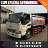 Small Capacity 4mt 1200gallon Fuel Truck Oil Truck Tank