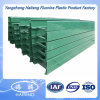 Outdoor Overhead FRP Cable Trays with Cover