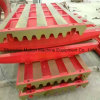 PE Jaw Crusher Movable Jaw Plate