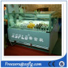 Italian Gelato Ice Cream Equipments Machines Showcase Freezers
