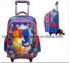 3D5d6d Three Wheels Trolley Child Children Student School Bag (CY5894)