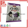 Thermal Heat Sealed Plastic Flat Bag for Sweets Packaging