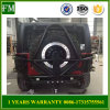 Evo Style Spare Tyre Bracket Carrier for Jeep Wrangler Jk