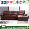 Modern Living Room Furniture Hotel Reception Leather Sofa (TG-S223)