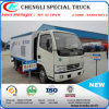 3cbm Mini Street Cleaning Vacuum Suction Sweeper Truck for Sale
