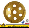 Gushi Professional Concrete PCD Grinding Cup Wheel