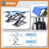 Scissor Design on-Ground Garage Lifting Equipment