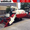 4kg/S Feeding Capactity Mini Rice Combine Harvester for Sale