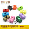 Pet Products/Colorful Dog Waste Poop Bag and Dispenser