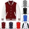 Professional Custom Men′s Polar Baseball Jacket (A807)