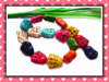 Fashion Buddha Beads, Fashion Stone Buddha Beads, Fashion Semi-Precious Buddha Balls Jewelry (3294)