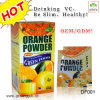 Slim Fast Orange Powder, Reduced Weight Effectively