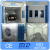 Heating System Water Base Spray Paint Booth for Sale