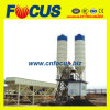 Hzs25 Mini Concrete Mixing Plant with 25m3/H Capacity