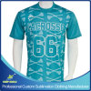 Custom Sublimation Printing Boy′s Lacrosse Sports Shirt