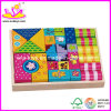 Educational Toy - Wooden Building Blocks (W14G015)