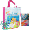 Heat Tranfer Printing Non Woven Promotion Shopping Bag (HC-N013)