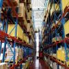 Automatic Adjustable Pallet Racking System with Professional Design