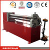 Three Roller Mechanical Type Metal Sheet Bending and Rolling Machine W11f-8X2000