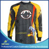 Custom Made Sublimation Motorcycle Jersey with Custom Design
