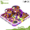 Practical Popular Interesting Plastic Kids Indoor Playground Equipment