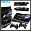 Sticker Skin for PS3 Super Slim Video Game Console and Wireless Controller