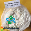 Factory Suppy 99.2% Pure Prednisone Acetate Powder for Anti-Inflammatory 125-10-0