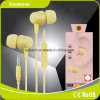 Hot Selling 3.5mm Wired in Ear Earphone with Mic