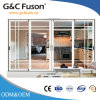 Manufacturer in Foshan China Latest Design Sliding Door