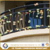 Customized Balustrade Design Elegant Traditional Cast Iron Balcony Railing