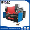 Amanda Hydraulic CNC Press Brake 100/3200 with Delem Control Milled Sheet Hydraulic Nc Press Brake