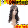 Kbl Newest Brazilian Silk Front Lace Wig