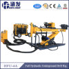 Hfu-4A Hydraulic Under Ground Core Drilling Rig for Gold Mine