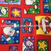 Stocklots of X′mas Decorative Fabric 100%Cotton