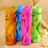 580ml Drink Bottles Eco-Friendly Protein Powder Shaker Botella Sport-Food