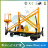 Sinofirt Brand High Quality 2year Guarantee Manlift Cherry Picker Hoist