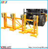 Mechanical Double Gator-Grip Forklift Drum Grab Dg720A