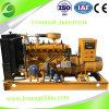 Open Type Natural Gas Generator Set 30kw by Cummins Engine