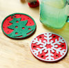 OEM Hot Selling Christmas Coaster