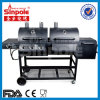 2016 New Charcoal and Gas Grill with Ce Approved (KLD5002)