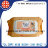 Pet Bath Wet Wipes